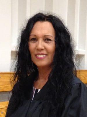 Margaret Hampton graduated with her B.A. in organizational leadership through Simpson University's School of Adult and Graduate Professional Studies, ASPIRE program.