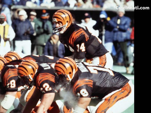 Cincinnati Bengals: The top-100 players in the NFL franchise's 52-season history