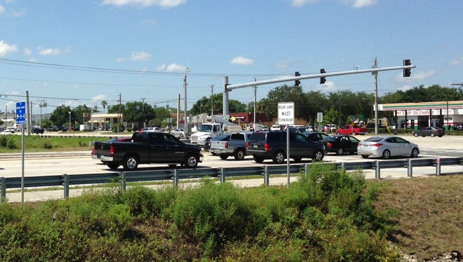 Palm Bay Road reopens following repairs to replace a collapsing culvert.