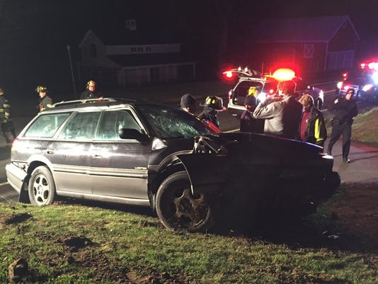 Red Hook car accident