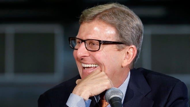 John Hammond is now the general manager of the Orlando Magic.