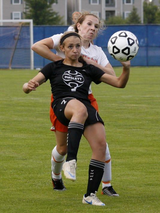 Haslett Division 2 Regional Girls Soccer