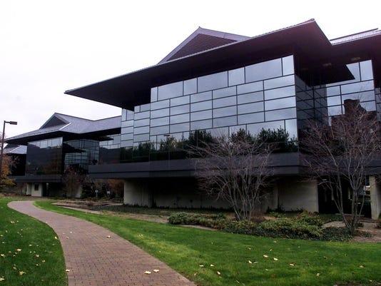 Corning Inc. building