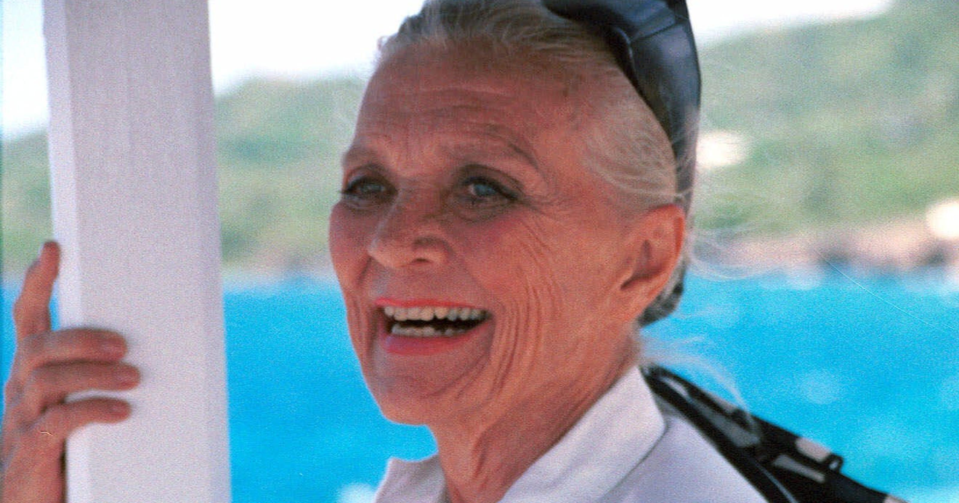 Errol Flynn's widow, Patrice Wymore, dies at 87