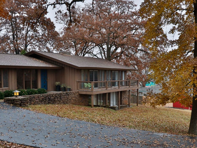 The Mid Century Springfield home of Nece and Steele