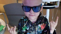 'See ya later, suckas!': Iowa family writes unique obituary for 5-year-old cancer victim