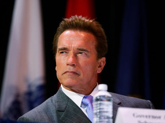 Governor Schwarzenegger Testifies Before BRAC Commission
