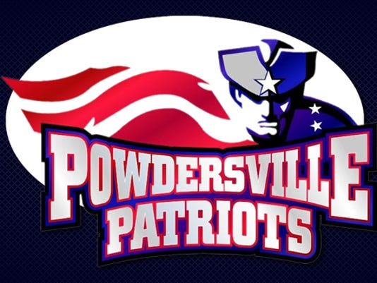 Powdersville logo