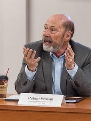 Robert Howatt, Executive Director Public Service Commission