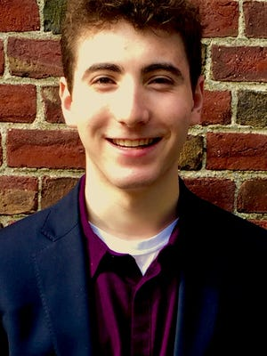 Jeremy Stepansky, a 2017 Montclair High School graduate, has received two college scholarships.