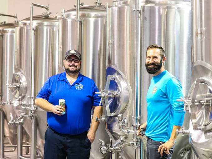 Behind The Brewery series: Fat Point Brewing in Punta