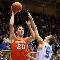 Syracuse basketball hosts Duke but running out of time to make NCAAs