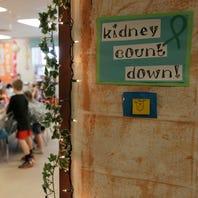 A teacher's gift: Kidney twins forever