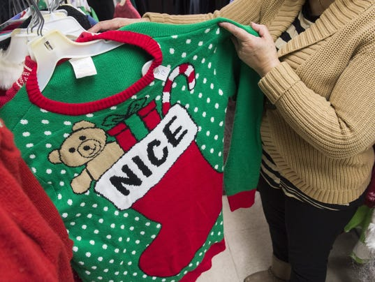 US-OFFBEAT-CHRISTMAS-SWEATERS