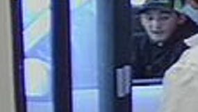 The above still photo is from surveillance footage of a suspect who allegedly robbed a Wellington pharmacy on Tuesday.