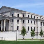 Mississippi Supreme Court building