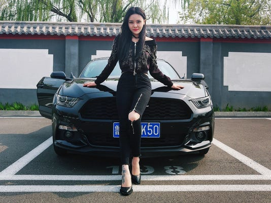 Mustang Is A Hit With Chinese Buyers Ford Says