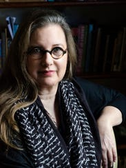 Author Janet Fitch.