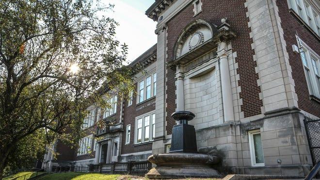 Breckinridge Metropolitan High School.September 14, 2016