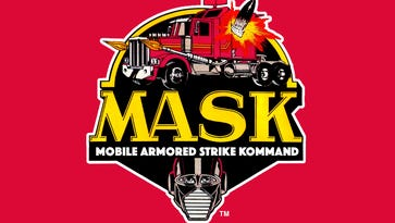 """The high-octane action-adventure of """"M.A.S.K."""" gets a reboot this fall with a new comic book."""
