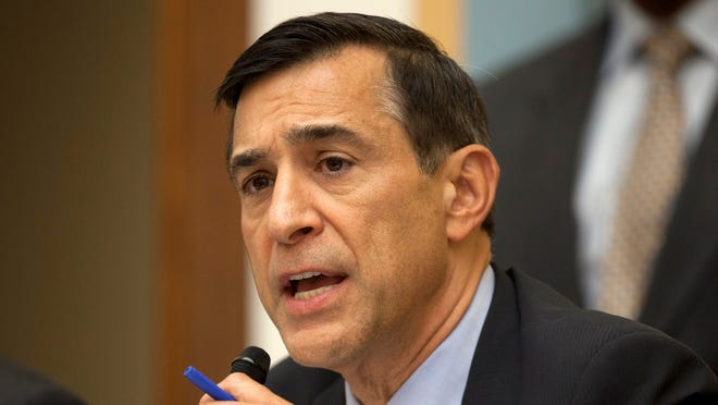 Rep. Darrell Issa, R-Calif., chairs the House Oversight and Government Reform Committee.