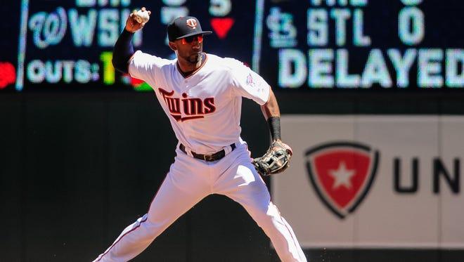 Eduardo Nunez has been traded to the San Francisco Giants.