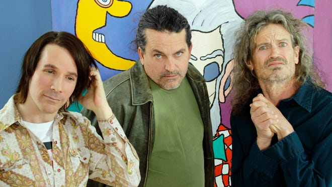 The Meat Puppets will reunite the original lineup for the Arizona Music & Entertainment Hall of Fame induction.
