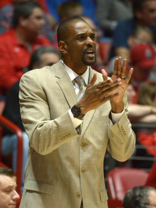 NCAA Basketball: UNLV at New Mexico