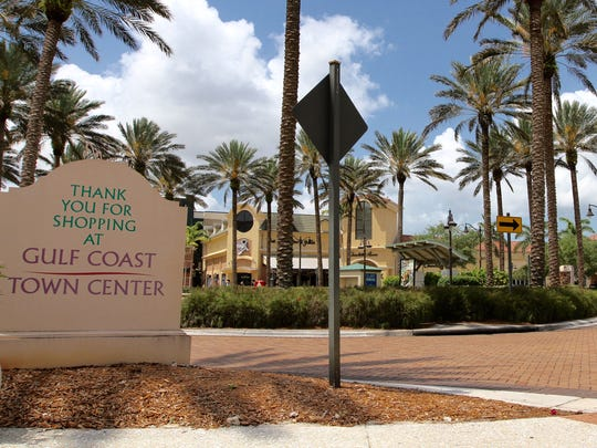 Gulf Coast Town Center is up for auction after the