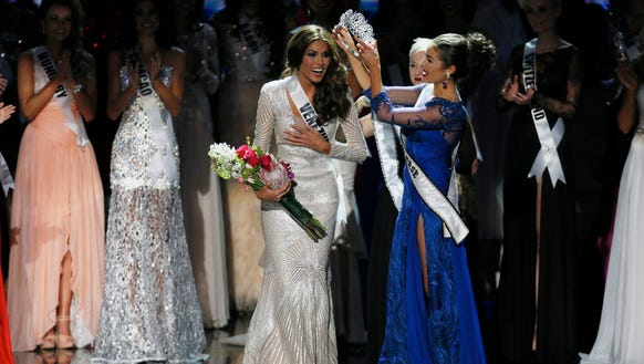 Miss Universe 2012 Olivia Culpo, from the United States,