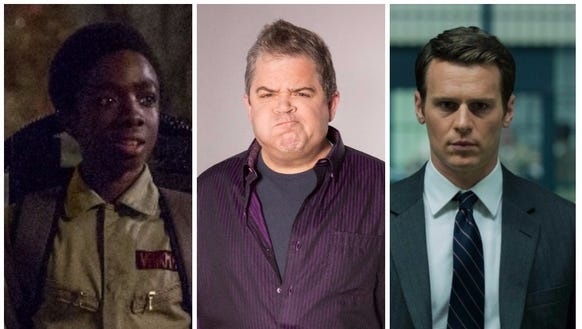 In October, 'Stranger Things 2,' 'Patton Oswalt: Annihilation'