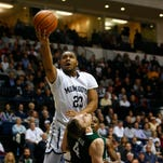 Monmouth rises to latest challenge against Manhattan