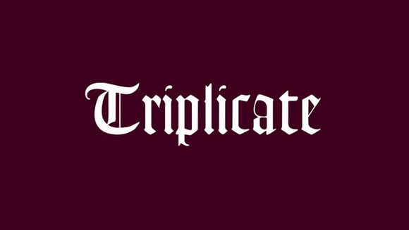 "Bob Dylan's ""Triplicate"" is his third straight album"