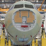 Airbus' first U.S. manufacturing facility is in Mobile, Ala.