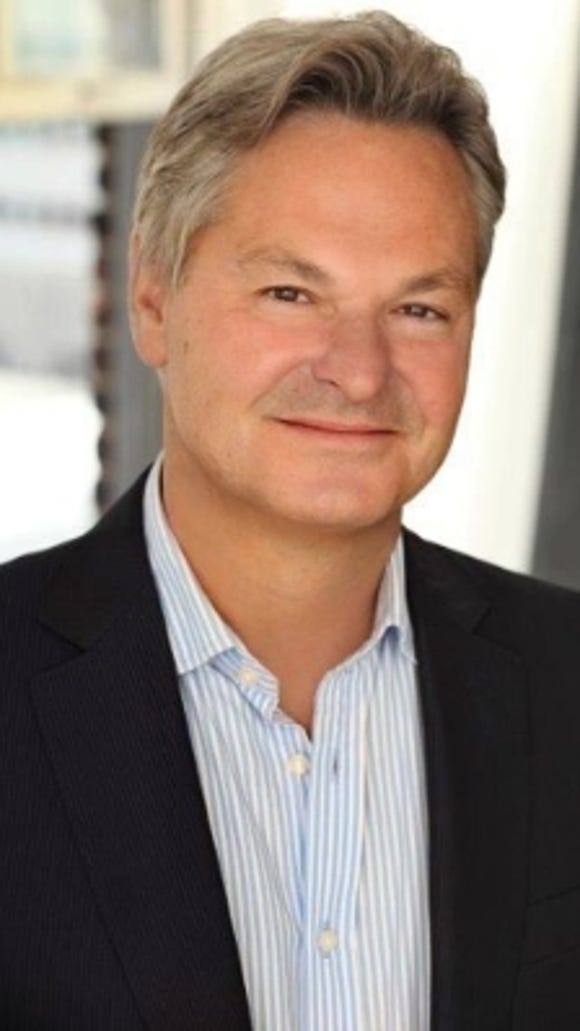 John Partilla, a University of Delaware graduate, was named CEO of Screenvision.