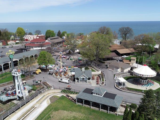 Seabreeze Amusement Park is the 13th world's oldest