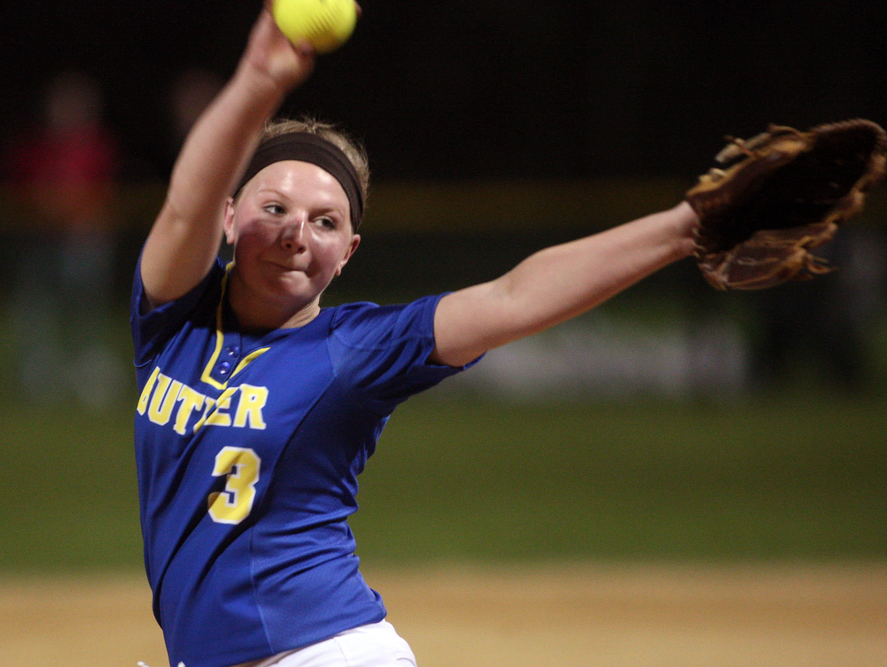 Pitcher Larissa Spellman and the Butler softball team earned the top seed for the Morris County Tournament for the second year in a row Tuesday night.