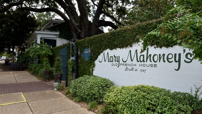 Heavily damaged during Katrina, Mary Mahoney's is still a staple for good food in downtown Biloxi.