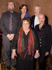 Some of the board members of the Abilene Opera Association