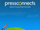 Welcome to the new pressconnects app.
