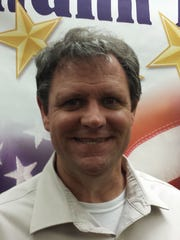 David Holst is the new Outagamie County veterans' service officer.