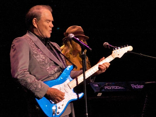 Glen Campbell says 'Goodbye'