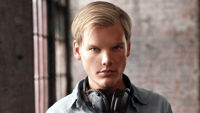 Avicii, one of electronic dance music's biggest draws, tops Spotify's list of hottest artists under age 25.