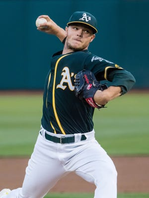 Sonny Gray is 6-5 with a 3.43 ERA this season.