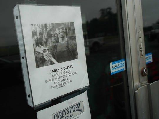 John Carey, owner of Carey Diesel, Inc. for over 48