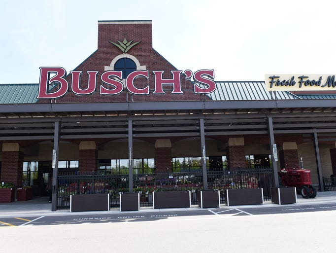 Busch's Fresh Food Market in Canton.