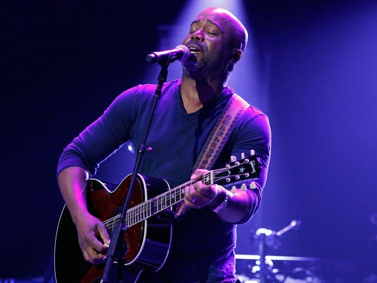 """Keith Urban's Fifth Annual """"We're All 4 The Hall"""" Benefit Concert"""