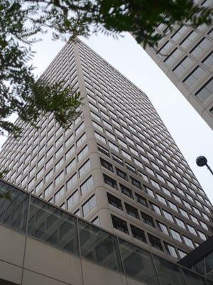 Atrium II is located on 221 E. Fourth Street in downtown Cincinnati.