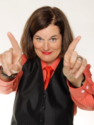 Comic Paula Poundstone is due Saturday at the Royal Oak Music Theatre.