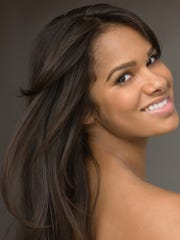 """American Ballet Theatre principal dancer Misty Copeland stars as Juliet in ABT's production of """"Romeo and Juliet"""" when the company performs at the Detroit Opera House Feb. 8-11. Copeland is scheduled to dance the opening night performance and again at the Feb. 11 matinee."""